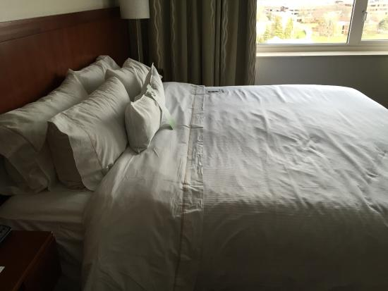 "The Westin Lombard Yorktown Center: Hotwire customers upgrade... ""Hotwire Suite""?"