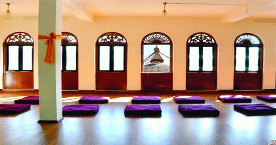 Boudha Inn and Meditation Center
