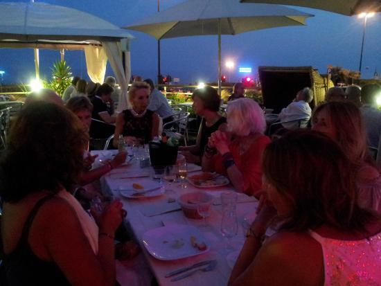 Cena al fresco picture of bar sauro genoa tripadvisor