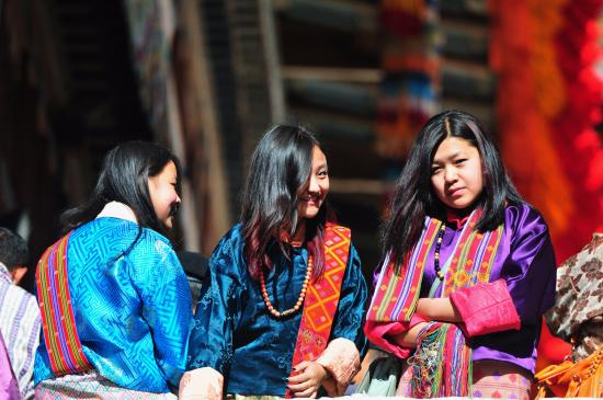 bhutan s nacked girls