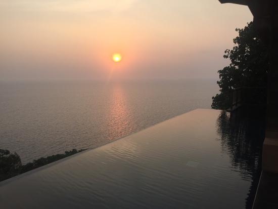 Paresa Resort Phuket: Everything was perfect during my stay