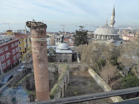 Ada Hotel Istanbul: Vista