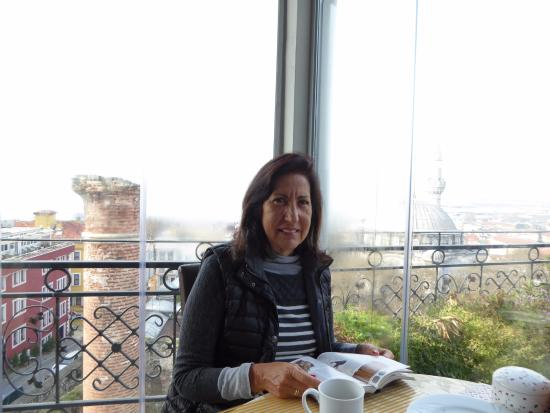 Ada Hotel Istanbul: Desayunador