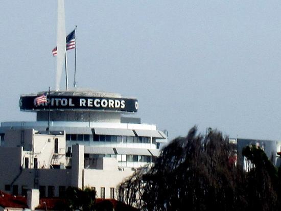 Capitol Records Building, Los Angeles, CA
