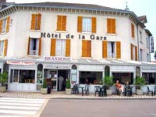 Hotel de la gare montbard restaurant avis num ro de for Hotel pres de la gare