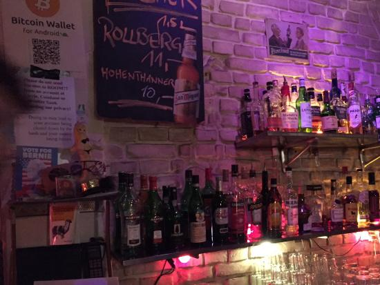 The Bar area - Picture of Room 77, Berlin - Tripadvisor
