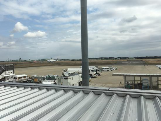 Ibaraki Airport Observation Deck