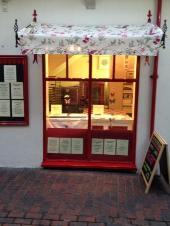 The Celtic Kitchen Dorchester Ltd