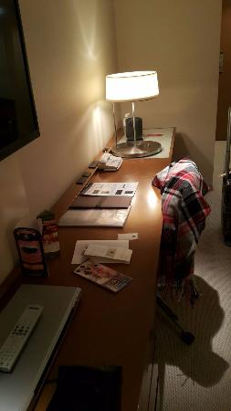 side table for your messy maps jr tickets picture of keio plaza rh tripadvisor com sg