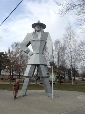 Gulliver Statue