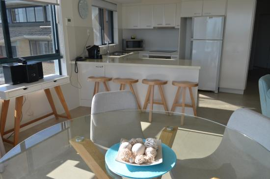 Cerulean Apartments: Unit 9 Dining