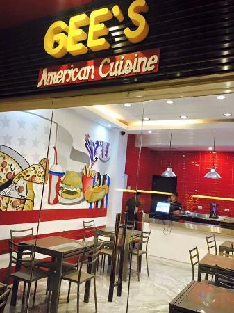 Gee's American Cuisine
