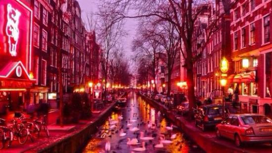 Red light district picture of red light district amsterdam red light district sciox Image collections