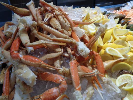 small snow crab legs picture of the buffet las vegas tripadvisor rh tripadvisor com