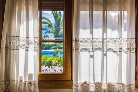 Hotel Villa San Remo: Vistas jardín habitación