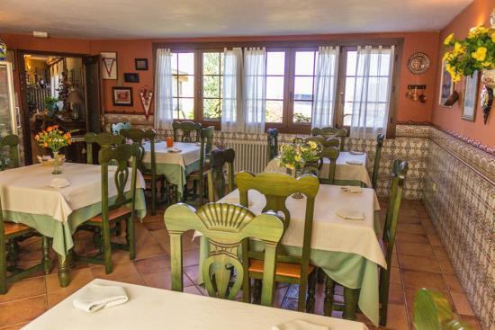 Hotel Villa San Remo: Sala de desayunos