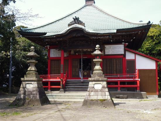 Takeyama Fudoin Temple
