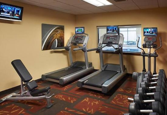 Courtyard Chicago Arlington Heights/North: Fitness Center