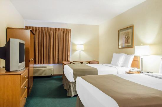 Bloomsburg, PA: Guest Room