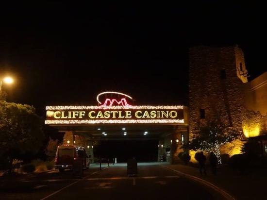 Castle casino card room