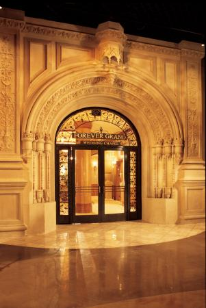 MGM Grand Hotel And Casino Forever Wedding Chapel
