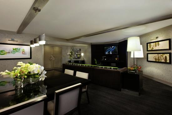 The Mirage Hotel & Casino: Hospitality Suite