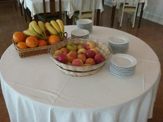 Hotel Praia do Sol: Desayuno