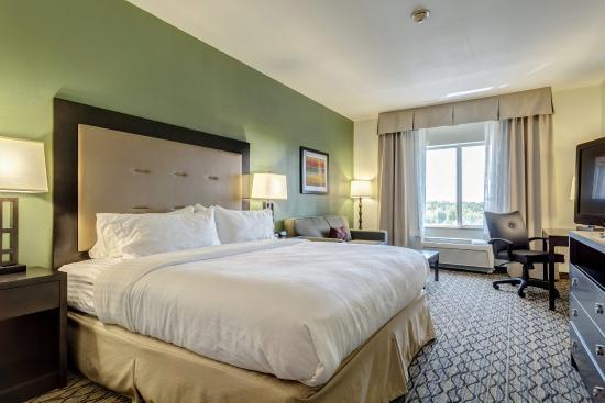 Poplar Bluff, MO: King Guest Room