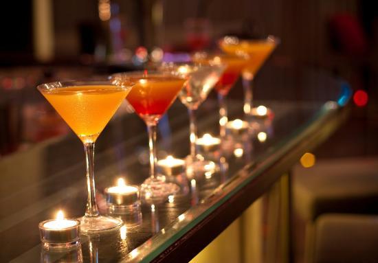 Cosmo Hotel Hong Kong: Cosmo Hotel Various Cocktails at Nooch Bar