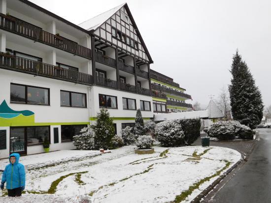 Sauerland Alpin Hotel Foto