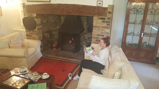Bishopsdale Oast: Beautiful part of the world and fantastic B&B