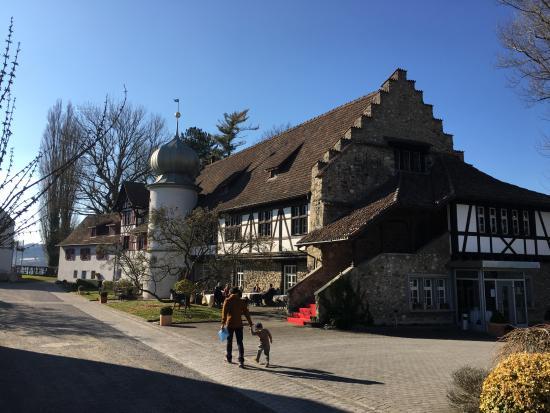 Steckborn, Suiza: Aussenansicht