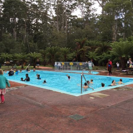Thermal Pool And Bbqs Picture Of Hastings Caves State Reserve Hastings Tripadvisor