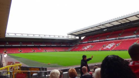 Liverpool Stadium Tour Discount Code