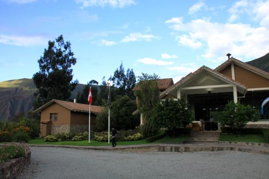 Casa Andina Premium Valle Sagrado Hotel & Villas: Hauptgebäude