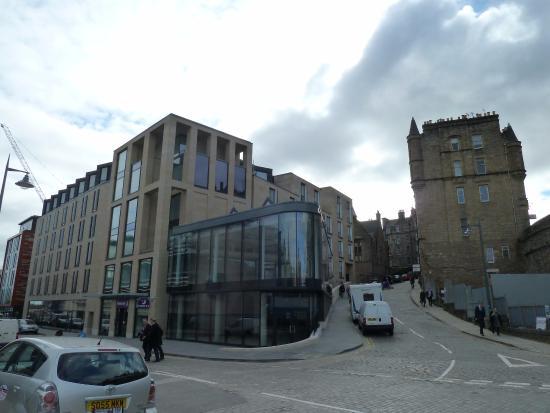 Edinburgh City Centre Royal Mile Hotel