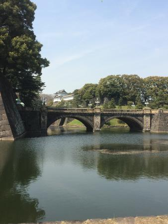 Ni-ju Bashi view - Photo de Two-tiered Bridge (Ni-ju Bashi), Chiyoda - TripAd...