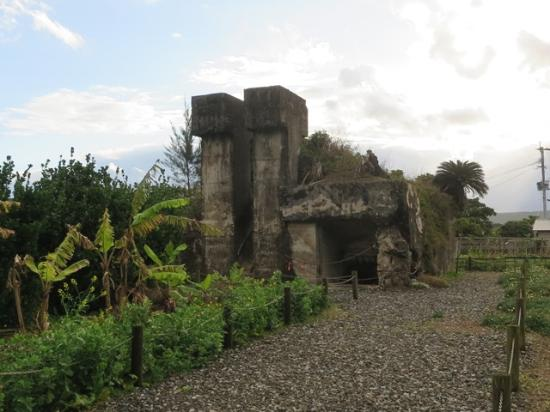 Command Post Ruins
