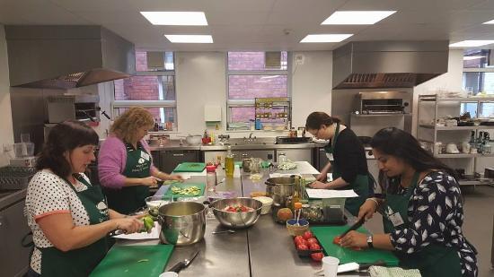 写真The Vegetarian Society Cookery School枚