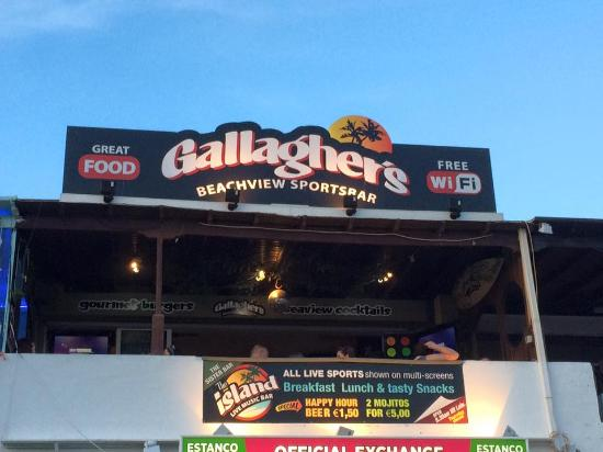 ‪Gallagher's Beachview Sportsbar‬