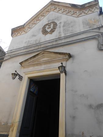 Giarre, Italie : Santuario Madonna delle Grazie