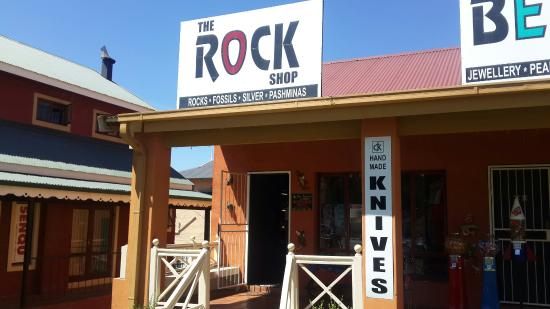 ‪The Rock Shop‬