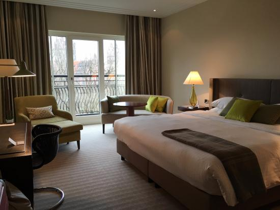 The Charles Hotel: Room