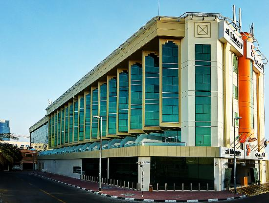 Al Khoory Executive Hotel – Al Wasl