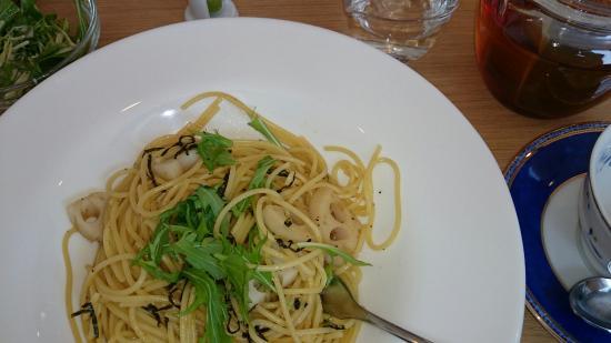 Cafe Aoyama Niigata Minami