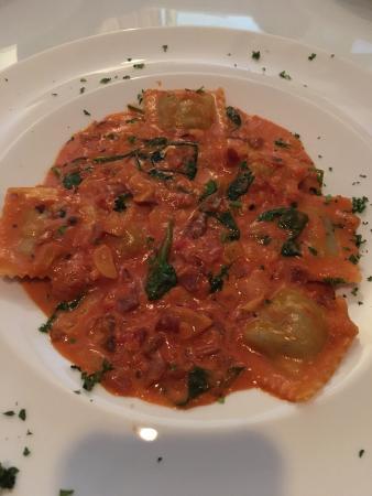 Great Italian!  Cute place!