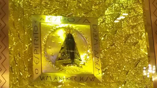 Imagem Original De Nossa Senhora Aparecida: Virgem Da Nossa Senhora De Aparecida (original)