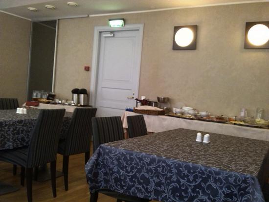 Old Town Maestro's: sala colazioni