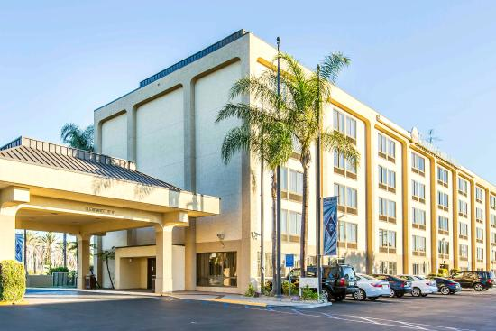 The Comfort Inn & Suites Anaheim, Disneyland Resort: Exterior