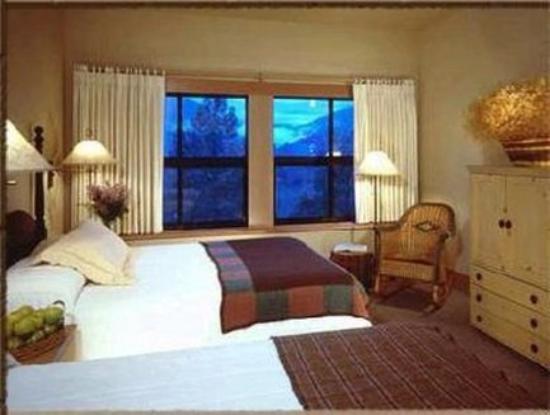 Sun Mountain Lodge: Room